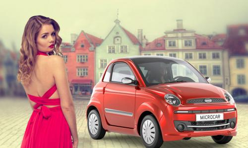 Microcar Due Dynamic