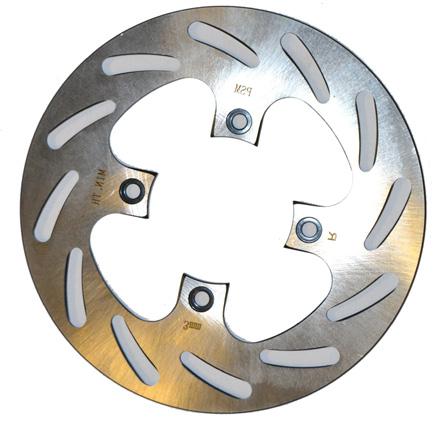 Bal hátsó féktárcsa LIG/MIC